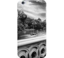 Bow Bridge Monochrome iPhone Case/Skin