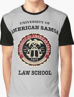 University of American Samoa Graphic T-Shirt