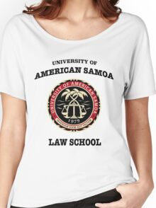 University of American Samoa Women's Relaxed Fit T-Shirt