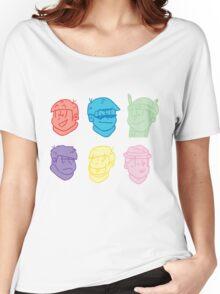 Big Mutsugos Women's Relaxed Fit T-Shirt