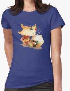 Shiny Pokemon Womens Fitted T-Shirt