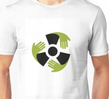 NO to the nuclear power Unisex T-Shirt