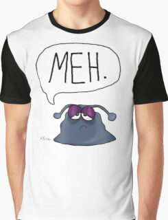 Meh, Meh, Meh Graphic T-Shirt