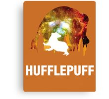 HARRY POTTER- HUFFLEPUFF Canvas Print