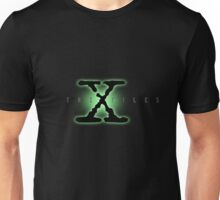 The X Files Logo Unisex T-Shirt