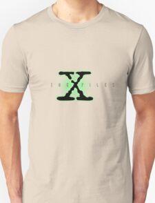The X Files Logo Unisex T-Shirt