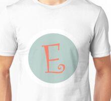 E simple Unisex T-Shirt