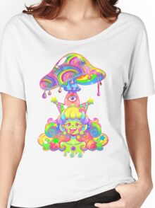 Mush for Brains Women's Relaxed Fit T-Shirt