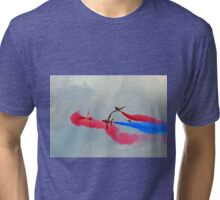 Red Arrows Break Tri-blend T-Shirt