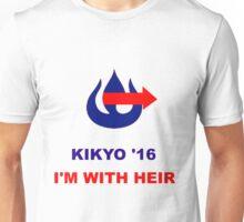 Kikyo for President Unisex T-Shirt