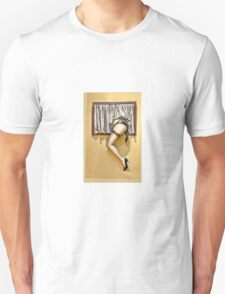 Window girl Unisex T-Shirt