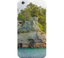 Changing Miners Rock iPhone Case/Skin
