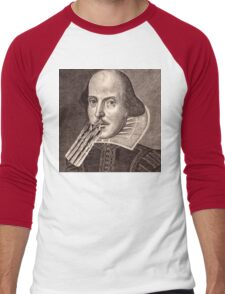 Shakespeare Eating Asparagus T-Shirt