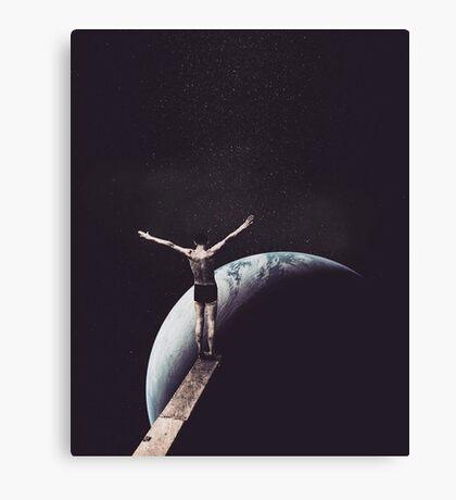 Zero Gravity Canvas Print