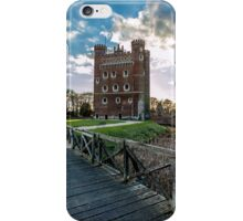Tattershall Castle iPhone Case/Skin