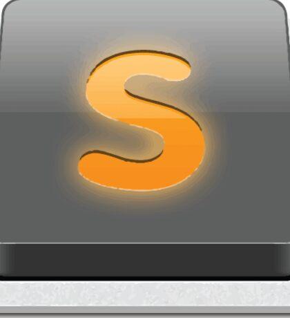 Sublime Text Sticker