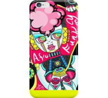 FUTURA DE AFRO iPhone Case/Skin