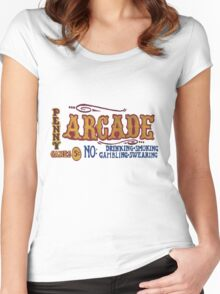 Penny Arcade Women's Fitted Scoop T-Shirt