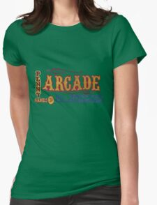 Penny Arcade Womens Fitted T-Shirt