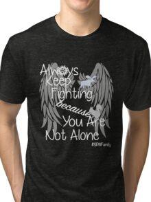 Supernatural Campaigns Tri-blend T-Shirt