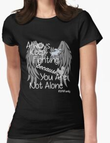 Supernatural Campaigns Womens Fitted T-Shirt
