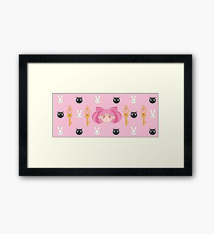 Sailor Chibi Moon Framed Print