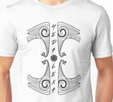 Heda Lexa Tattoo Unisex T-Shirt
