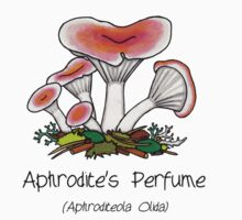 Aphrodite's perfume (no smiley face) Kids Tee