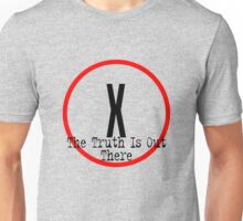 The X Files - Truth is out there Unisex T-Shirt