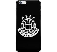 A$AP WORLDWIDE iPhone Case/Skin