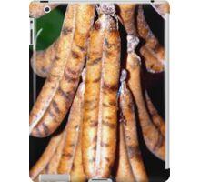 Weed seed pods iPad Case/Skin