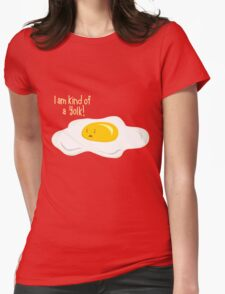 Kind of ... Womens Fitted T-Shirt