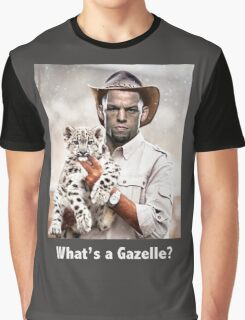 What's a Gazelle? Graphic T-Shirt