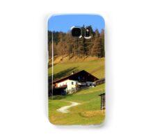 Winter in Austria  Samsung Galaxy Case/Skin