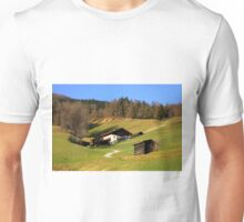 Winter in Austria  Unisex T-Shirt