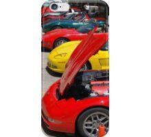 Corvette Event Chicago, IL VI iPhone Case/Skin