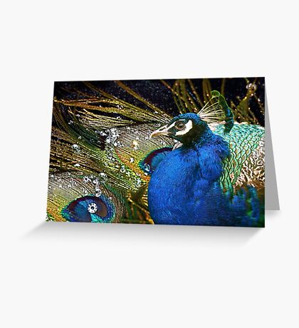 In own luxury Greeting Card