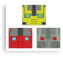 Triborg (MKX) Canvas Print
