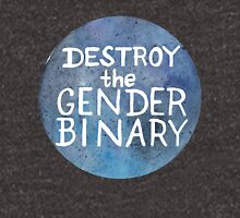 Destroy The Gender Binary Pullover