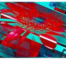 Hyper Flower Power Photographic Print