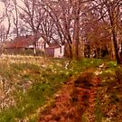 """""""The Road Home""""... prints and products by © Bob Hall"""