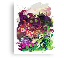 splatoon hero octo valley Canvas Print
