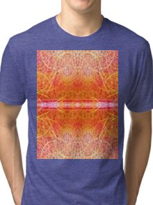 Bright below the earthen rot  Tri-blend T-Shirt