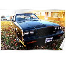 1987 Buick Grand National - Vehicle is For Sale! (2015) Poster
