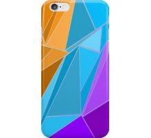 Poly Sunset iPhone Case/Skin