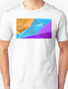 Poly Sunset Unisex T-Shirt
