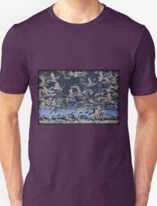 Freezing Frenzy Unisex T-Shirt