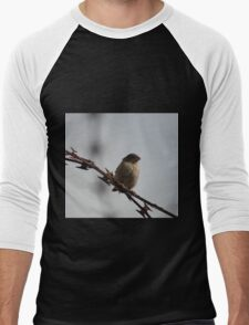 Lonely Bird Men's Baseball ¾ T-Shirt