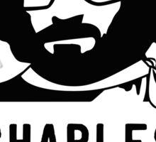 Charles Manson Reilly W/ Text Sticker
