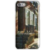 New Castle Delaware Street iPhone Case/Skin